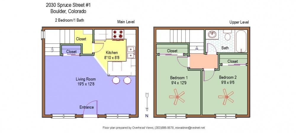8 Spruce Street Floor Plans