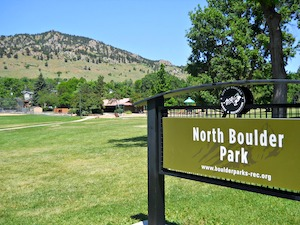 North Boulder Colorado